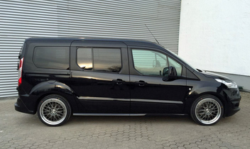 ford-tourneo-connect-felgen © GT-Automotive GmbH & Co. KG