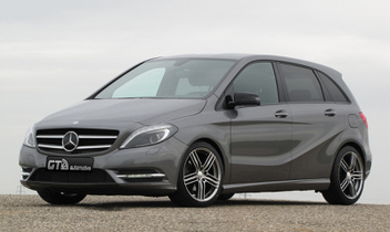 Mercedes Benz BKlasse Felgen Sommer Winter H R Federn © GT-Automotive GmbH & Co. KG
