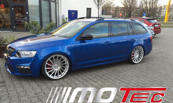 motec-tornado-20-zoll-skoda-octavia-rs © GT-Automotive GmbH & Co. KG