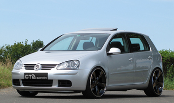 Golf 5 Sommerfelgen Felgen Sommreifen 225/40R18 Syron © GT-Automotive GmbH & Co. KG