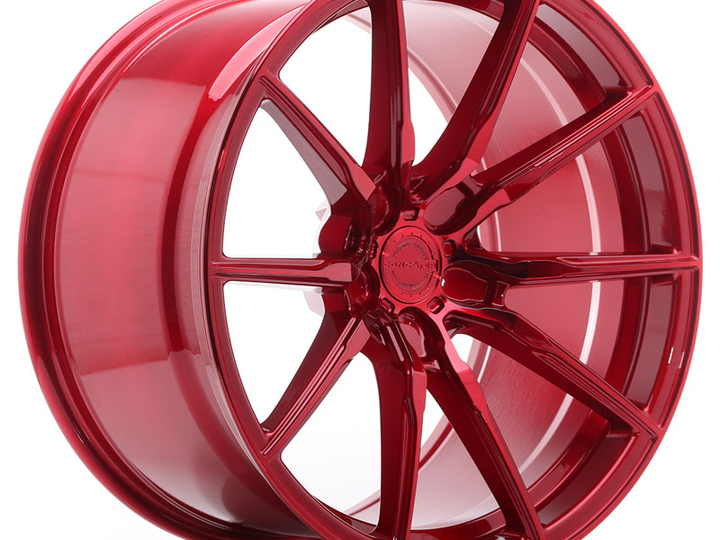 Concaver Wheels CVR4 Candy Red © GT-Automotive GmbH & Co. KG