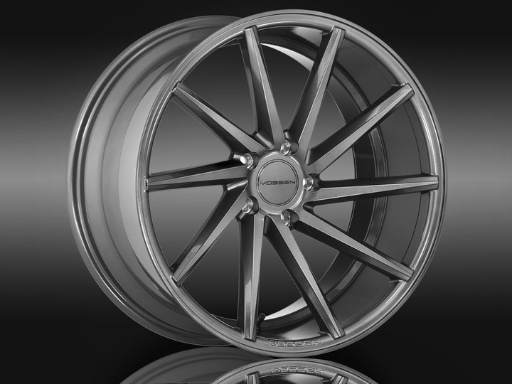 Alufelgen GT-Automotive VOSSEN CVT Gun Metal Gloss © GT-Automotive GmbH & Co. KG