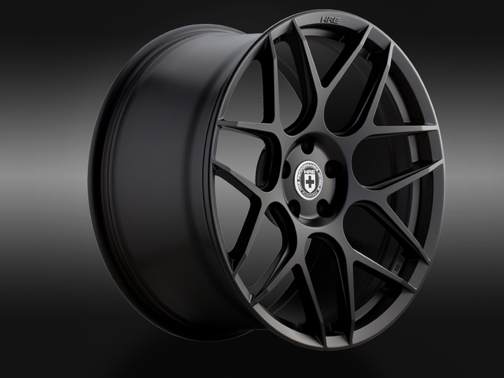 HRE FF01 Tarmac HRE Perfomance Wheel © GT-Automotive GmbH & Co. KG
