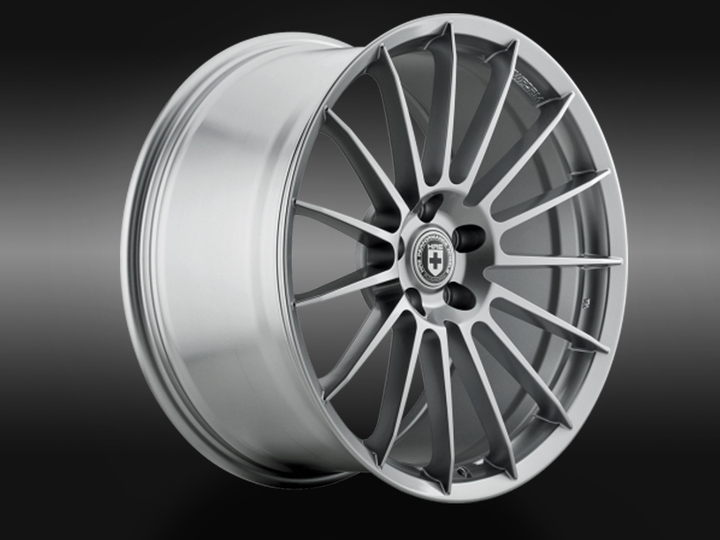 HRE FF15 Liquid Silver HRE Perfomance Wheel © GT-Automotive GmbH & Co. KG