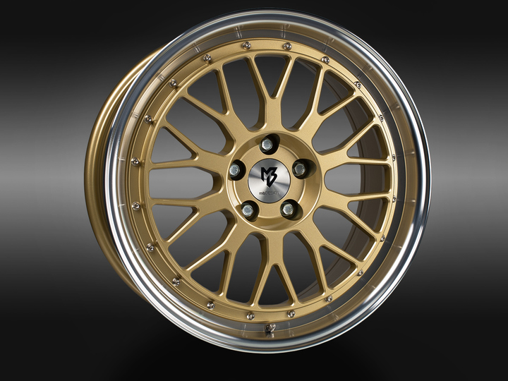 mbdesign-lv1-glanzgold-poliert-gt-automotive- © GT-Automotive GmbH & Co. KG