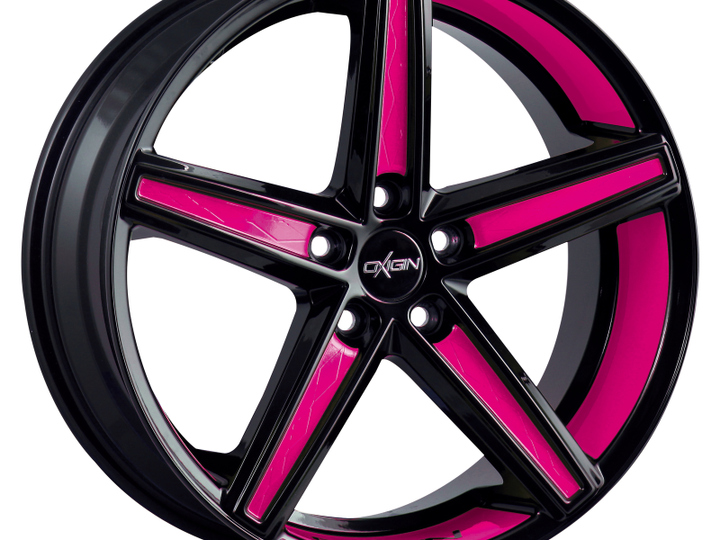 OX18 Foil Pink Bett Speiche © GT-Automotive GmbH & Co. KG