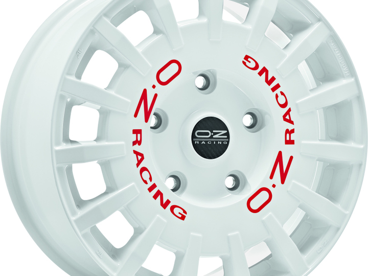 RALLY RACING VAN White Red Lettering © GT-Automotive GmbH & Co. KG