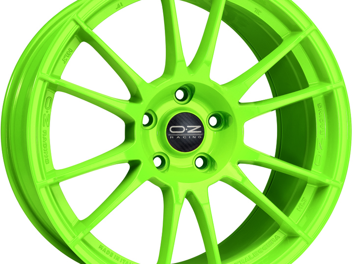 OZ ULTRALEGGERA HLT Acid Green © GT-Automotive GmbH & Co. KG
