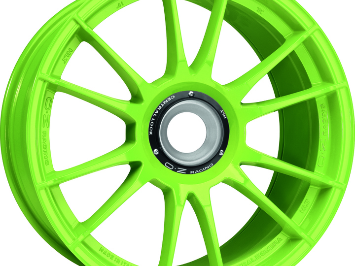 OZ ULTRALEGGERA HLT CL Acid Green © GT-Automotive GmbH & Co. KG