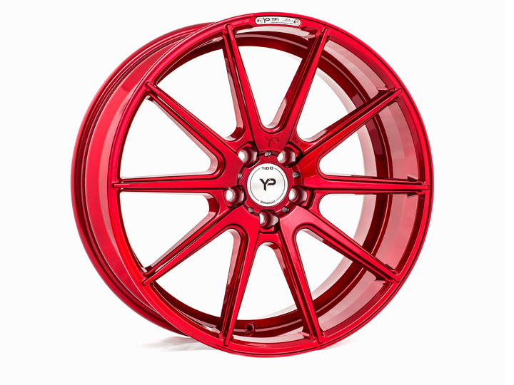 yido-wheels-yp1-candy-red-by-gt-automotive © GT-Automotive GmbH & Co. KG