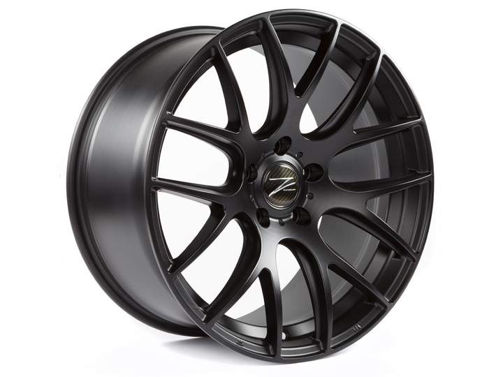 Z-Performance ZP.01 Concave Matte Black by GT-Automotive © GT-Automotive GmbH & Co. KG