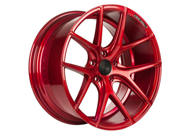 Z-Performance ZP09 Deep Concave Red Candy by GT-Automotive © GT-Automotive GmbH & Co. KG
