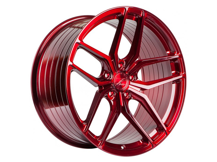 ZP2.1 Deep Concave FlowForged  Brushed Candy Red by GT-Automotive © GT-Automotive GmbH & Co. KG