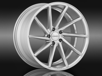 Alufelgen GT-Automotive VOSSEN CVT Silver Gloss © GT-Automotive GmbH & Co. KG
