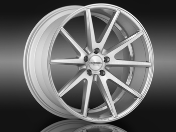 Alufelgen GT-Automotive VOSSEN VFS1 Silver Brushed © GT-Automotive GmbH & Co. KG