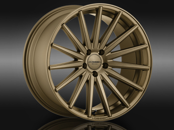 Alufelgen GT-Automotive VOSSEN VFS2 Satin Bronze © GT-Automotive GmbH & Co. KG
