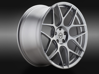 HRE FF01 Liquid Silver HRE Perfomance Wheel © GT-Automotive GmbH & Co. KG