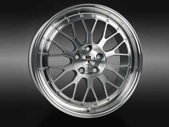mbdesign-lv1-silber-poliert-gt-automotive © GT-Automotive GmbH & Co. KG