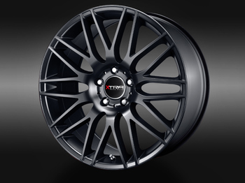 XTRA Wheels SW2 schwarz matt © GT-Automotive GmbH & Co. KG