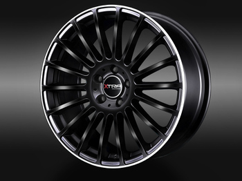 XTRA Wheels SW3 horn poliert © GT-Automotive GmbH & Co. KG