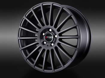 XTRA Wheels SW3 schwarz matt © GT-Automotive GmbH & Co. KG