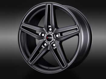 XTRA Wheels SW4 schwarz matt © GT-Automotive GmbH & Co. KG