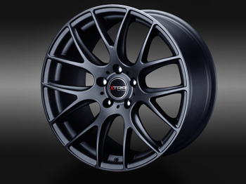 XTRA Wheels SW5 schwarz matt © GT-Automotive GmbH & Co. KG