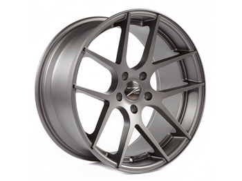 Z-Performance ZP.07 Deep Concave Matte Gunmetal by GT-Automotive © GT-Automotive GmbH & Co. KG