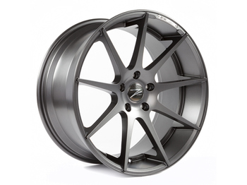 Z-Performance ZP08 Deep Concave Matte Gunmetal by GT-Automotive © GT-Automotive GmbH & Co. KG