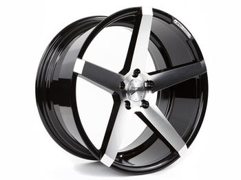 Z-Performance ZP6.1 Deep Concave Black Polished by GT-Automotive © GT-Automotive GmbH & Co. KG