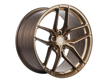 ZP2.1 Deep Concave FlowForged  Liquid Bronze by GT-Automotive © GT-Automotive GmbH & Co. KG
