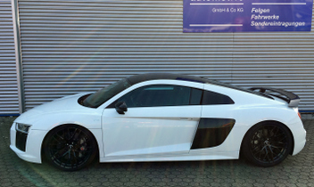 28742_1-hr-sportfedern-audi-r8-coupe-v10 © GT-Automotive GmbH & Co. KG