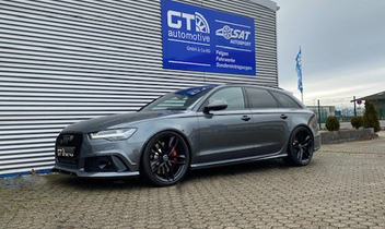 Audi RS6 4G Performance Tieferlegung Sportfedern 28828-1 © GT-Automotive GmbH & Co. KG