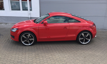 asa-felgen-audi-tt-rot-1 © GT-Automotive GmbH & Co. KG