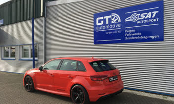 audi-a3-rs3-8v-sat21-red_line-19-zoll-sommerraeder © GT-Automotive GmbH & Co. KG