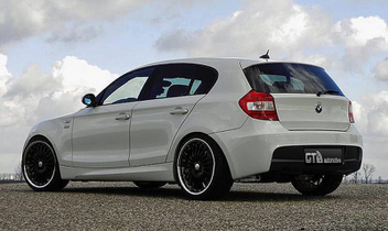 BMW 1er 8.5J x 20 Zoll RS Exclusiv Silverlook Felgen Alufelgen Sommerräder © GT-Automotive GmbH & Co. KG