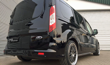 ford-tourneo-connect-tuning © GT-Automotive GmbH & Co. KG