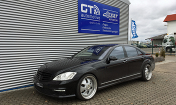 mae-crown-mae-crownjewel-21-zoll-s-klasse-s221 © GT-Automotive GmbH & Co. KG