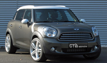 mini countryman felgen alufelgen sommerraeder © GT-Automotive GmbH & Co. KG