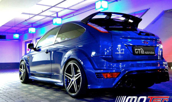 motec-xtreme-19-zoll-ford-focus © GT-Automotive GmbH & Co. KG