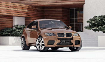 schmidt felgen bmw x6 20 zoll by gt automotive © GT-Automotive GmbH & Co. KG