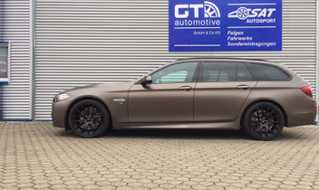 SW5 Xtra Wheels © GT-Automotive GmbH & Co. KG