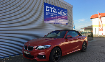 bmw 2er m2 cabrio typ 1c galerie by gt automotive gmbh. Black Bedroom Furniture Sets. Home Design Ideas