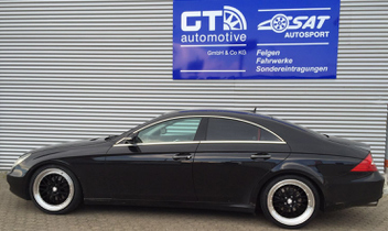 Ultra_Wheels_UA3_Mercedes_CLS_W219 © GT-Automotive GmbH & Co. KG
