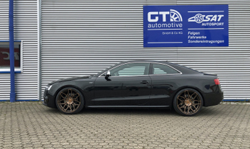 wheelforce-cf2-xdc-23007_1-hoehenverstellbares-federsystem-audi-a5-s5 © GT-Automotive GmbH & Co. KG