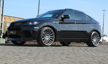 BMW X6M VFS-2 22Zoll © GT-Automotive GmbH & Co. KG