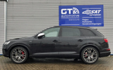audi-sq7-distanzscheiben-spurplatten-spurverbreiterung © GT-Automotive GmbH & Co. KG