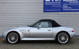 BWM Z3 Roadster 8.0Jx18 Axxion AX2 Belladio Felgen © GT-Automotive GmbH & Co. KG