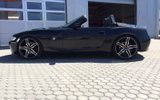 bmw-z4-diamante-black-alufelgen-1 © GT-Automotive GmbH & Co. KG