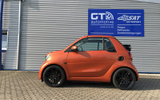 brabus-smart-453-tuning-cs-endschalldaempferanlage-e13-0310223-montage-eintragung © GT-Automotive GmbH & Co. KG